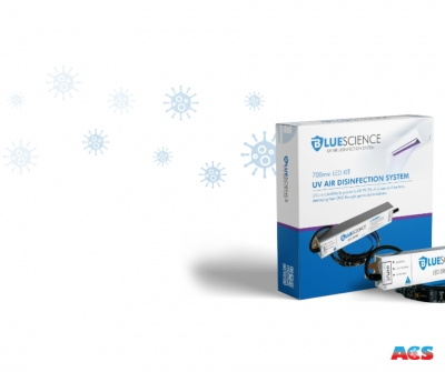 Convert your existing air conditioning unit into a powerful air sanitiser
